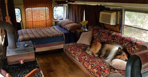 23 Awesome Bus Conversion Ideas Camperism School Bus Camper Bus Rv Conversion Short School Bus