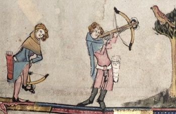 Hunting Birds Using A Blunt Bolt Elsewhere In The Manuscript