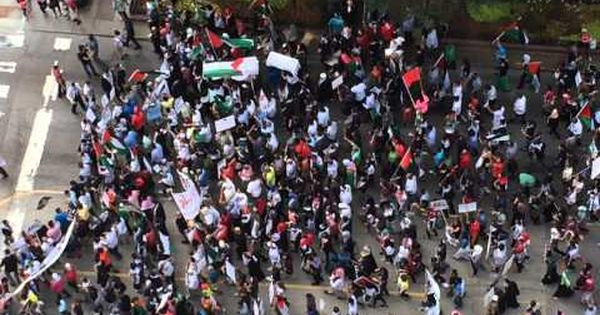 Protest In Downtown Chicago On 7 20 14 Youtube America Downtown Chicago Life Facts