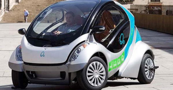 Future Of Transportation Is Small On Footprint But Big In Style And Being Just Plain Cool Electric Car Electric Cars City Car