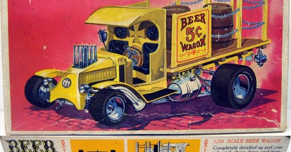 Beer Wagon T Bucket Conversions Pinterest Model Car