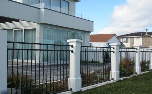 Modelos de rejas para casas modernas modelos de vallas de - Vallas para casas ...