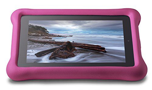 Amazon Freetime Kid Proof Case For Amazon Fire 5th Generation 2015 Release Pink Thamica Fire Kids Childproofing Amazon Fire Tablet