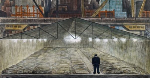 The populist voice of diego rivera in new york art i for Diego rivera mural new york