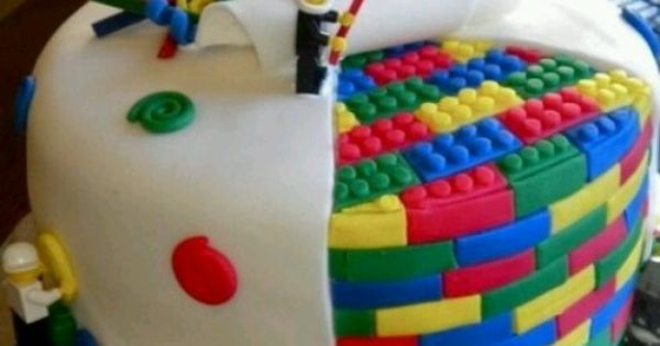 lego movie birthday party ideas | Cool Lego Cakes for Your Next