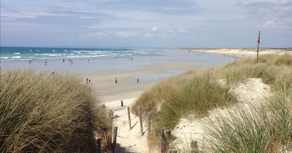 d day beaches brittany