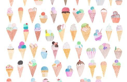 art icecream wallpaper background tumblr cute nice