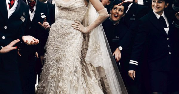 Wedding | All About the GOWN! - Elie Saab - weddings bridal