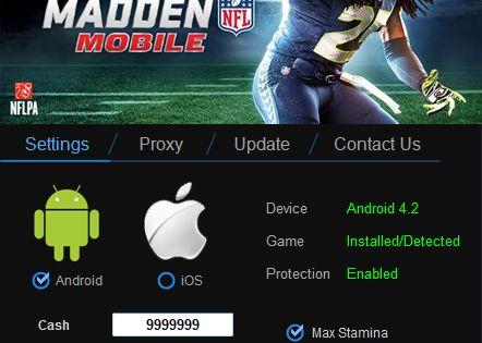 Madden nfl mobile hack madden nfl mobile hack android ios