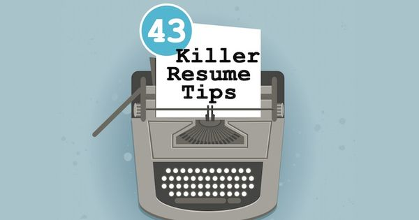 These tips and tricks will make sure you craft a winning resume - winning resume
