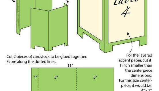 Diy wedding challenge paper lantern centerpieces
