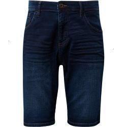 Tom Tailor Denim Jeans Shorts Pantalones Cortos para Hombre