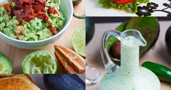 10 avocado recipes