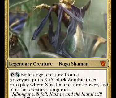 Image Result For Magic The Gathering Naga Magic The Gathering The Gathering Black Zombie