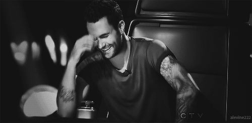 Adam with his lovable laughing fits