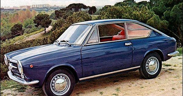 Seat 1969 Fiat Cars Fiat