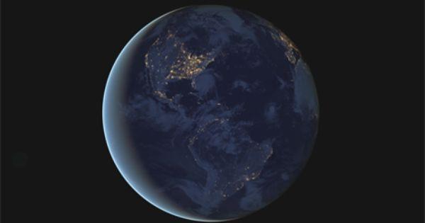 NOAA Satellite Reveals New Views of Earth at Night | NASA ...