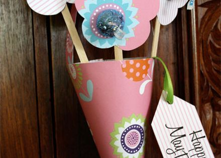 May Day basket craft idea!
