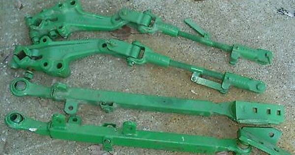 Three Point Hitch John Deere 60 : John deere a b g point hitch tractor and