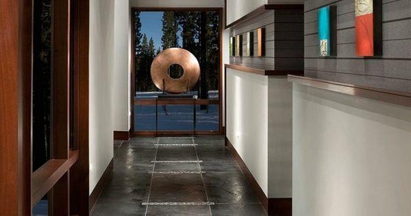 Decoratie Interieur Corridor : Idee decoratie interieur corridor maison design obas