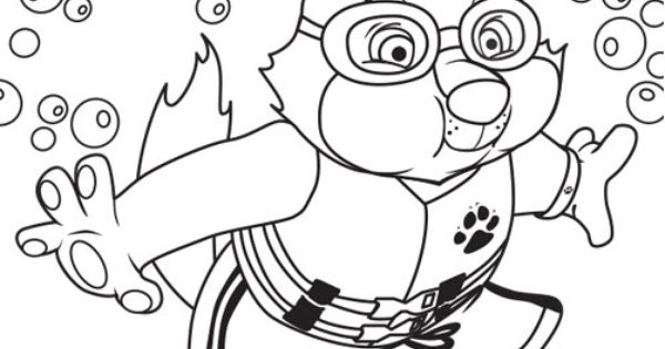 Great Wolf Lodge Coloring Pages Coloring Pages