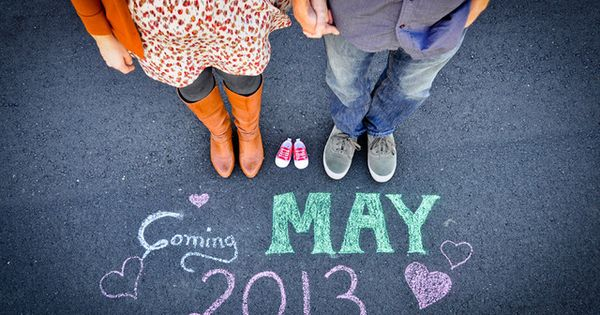 Best Pregnancy Announcement Ideas - Craftionary. We don't want kids for another