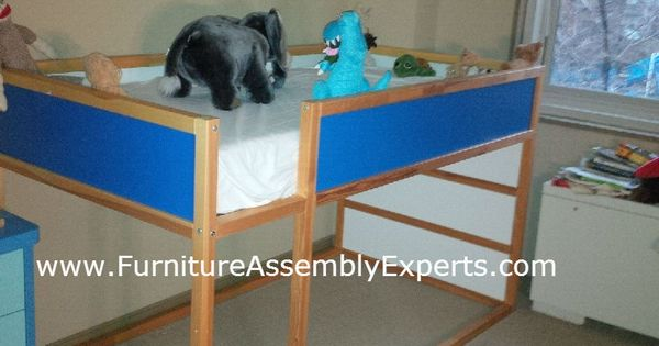 Ikea Kids Loft Bed Assembled In Washington Dc By Furniture