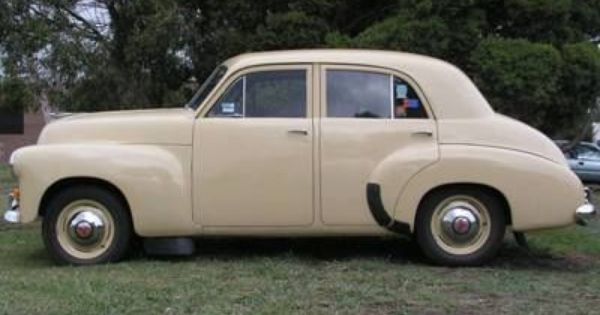 1953 Holden Not My Fave Model Carros