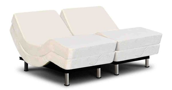 Are Adjustable Beds Worth It : Split king adjustable bed