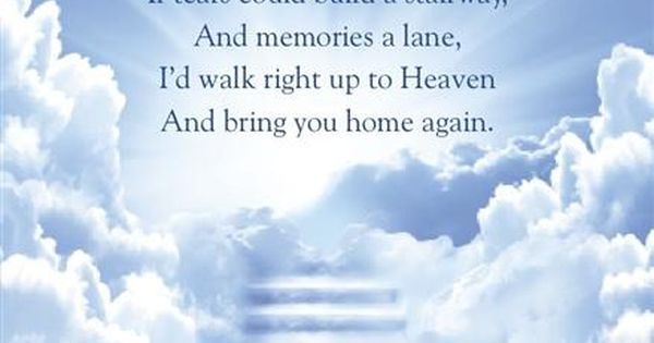 details about graveside bereavement memorial cards b variety you choose miss you stairway. Black Bedroom Furniture Sets. Home Design Ideas