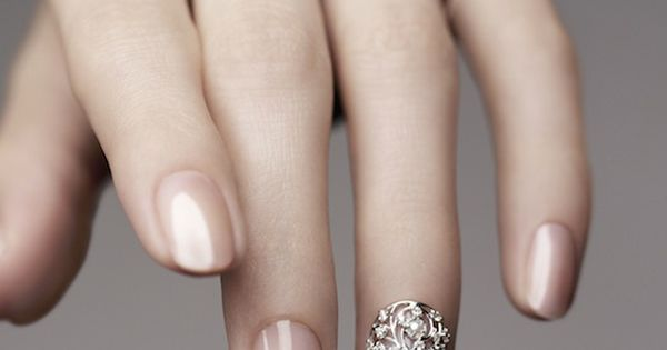 bling nail wedding nail art