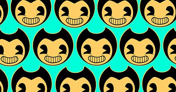 Bendy And The Ink Machine Wallpaper  Pinterest