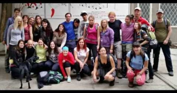 Protect And Act Youth Exchange By Outward Bound Croatia Zagreb 2014 Youtube Croatia Zagreb Youth