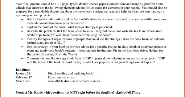 college book report template expense sample free documents download