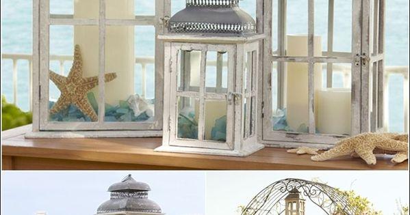 D coration traditionnelle avec des lanternes design for Lanterne terrasse exterieure