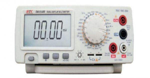 Htc Digital Multimeter Dm 8045 R Online Lowest Price Smesauda Multimeter Htc Digital