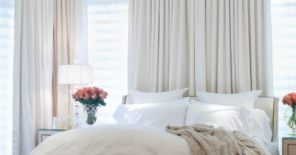 Such a nice white Bedroom Design, Pictures, Remodel, Decor and Ideas -
