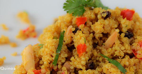 Saffron Quinoa | Food | Pinterest | Quinoa