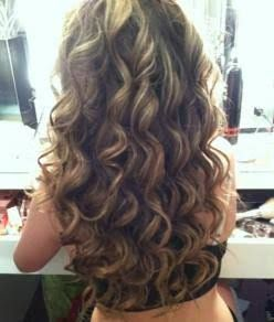 Body Wave Perm Before And After Pictures Google Search Hair Styles Long Hair Styles Long Hair Perm