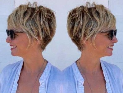 Beste Pin on Short Hairstyles | Haircuts AA-36