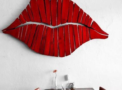 7 Chic DIY Wall Art Ideas | Girlfriends Are Like Shoes