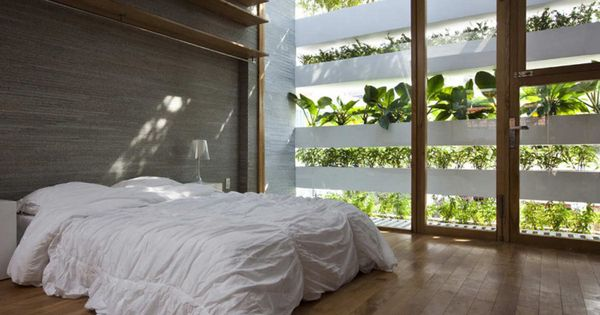 Vertical Garden: Stacking Green by Vo Trong Nghia