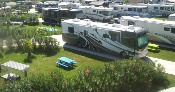 Jamaica Beach RV Park Is Galveston Islands Newest