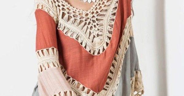 patchwork top