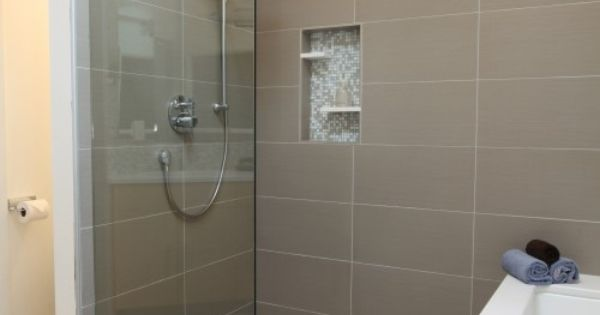 Pros and cons of having a walk in shower shower floor for Walk through shower pros and cons
