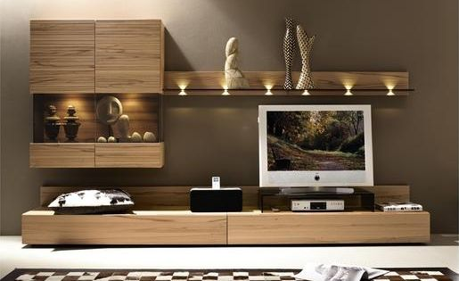 hulsta elea lighted wall unit low line entertainment units pinterest studios dekorasyon. Black Bedroom Furniture Sets. Home Design Ideas