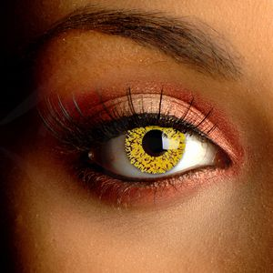 Color Vision Glimmer Gold Contact Lenses Contact Lenses Colored Green Contacts Lenses Colored Contacts