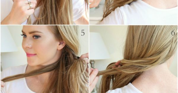 simple hair style for mermaid side braid missysue hair tutorials 8555