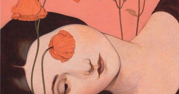 Pinzellades al món: Primavera: flors i dones / Primavera: flores y mujeres
