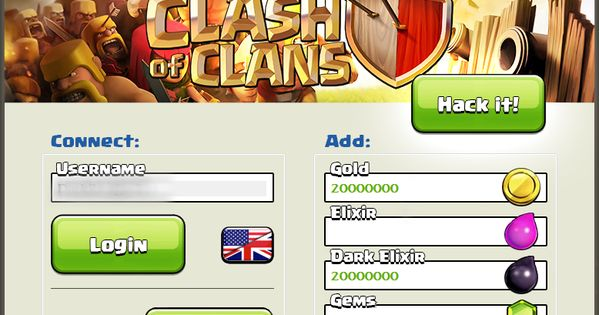 clash of clans hack no bot verification